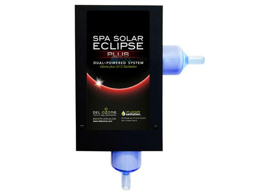 Del Ozone Spa Solar Eclipse Plus 3k Gal 120v 240v Amp Plug Ses Up 02
