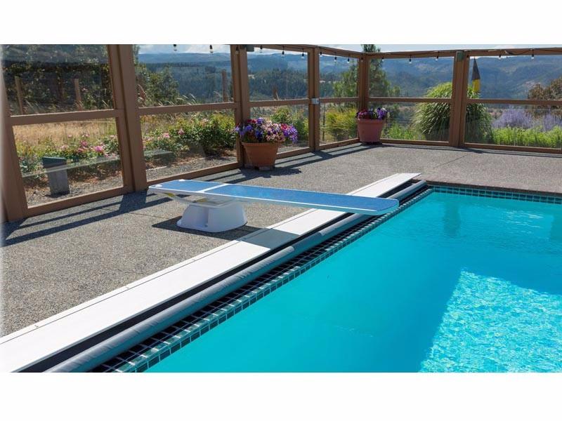 Sr Smith Salt Pool Jump System With Truetread Board