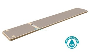 SR Smith TrueTread Series Diving Board | 6' Taupe with Tan Top Tread | 66-209-576S10T