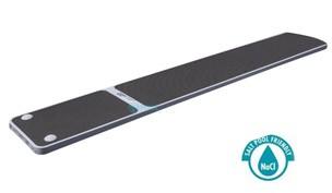 SR Smith TrueTread Series Diving Board | 8' Gray with Gray Top Tread | 66-209-578S20G
