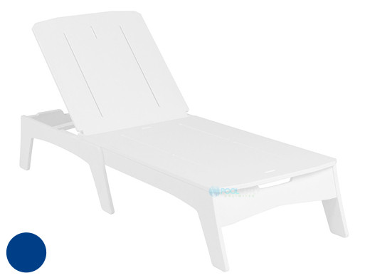 Ledge Lounger Mainstay Collection Chaise Navy Ll Ms C Ny