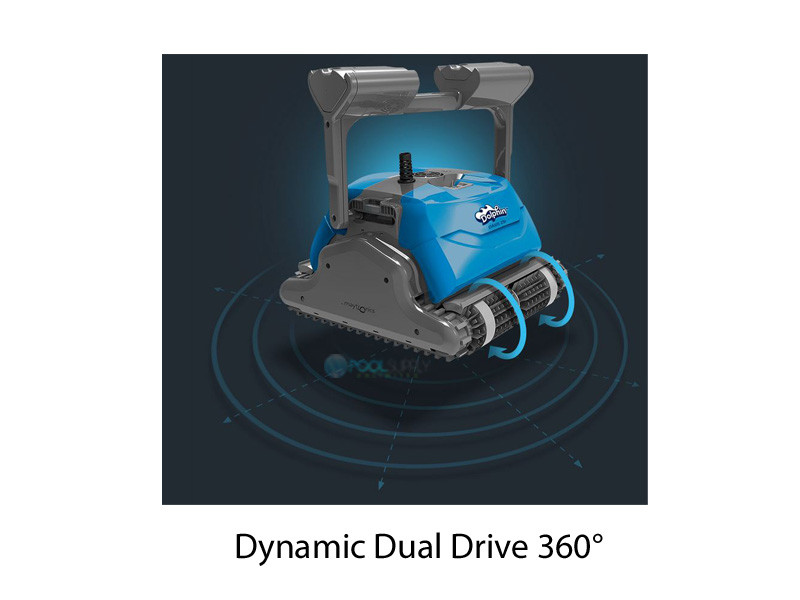 Maytronics Dolphin Oasis Z5i Robotic Pool Cleaner