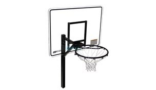 SR Smith Commercial RockSolid Basketball Game | Stainless Steel Frame | No Anchor | S-BASK-ERSA