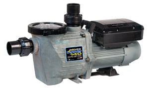 Waterway Power Defender 140 Dual Voltage Variable Speed Pump 1.40HP 115/230V   Controls up to 3 Actuators   PD-140C