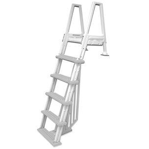 Confer Plastics Heavy Duty Resin In Pool Ladder 6000b