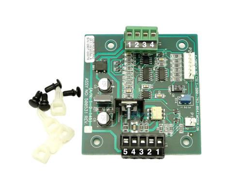 In Floor Pool Cleaning Diagram Including Printed Circuit Board