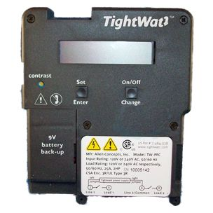 Tightwatt Digital Pool Controllers For Two Speed Pool