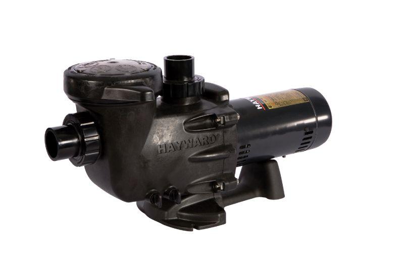 Hayward max flo ii up rated pool pump 2 speed 1hp 115 for High efficiency pool pump motor