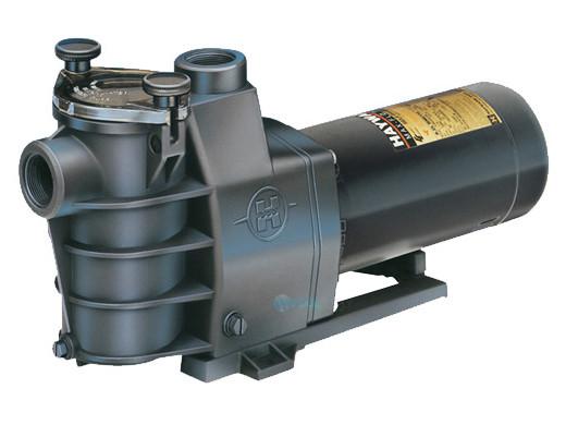 Hayward Max Flo Medium Head Single Speed Pool Pump 1 5hp