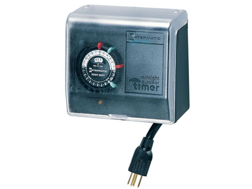 Intermatic P1100 Series Portable Outdoor Timer 110v P1101