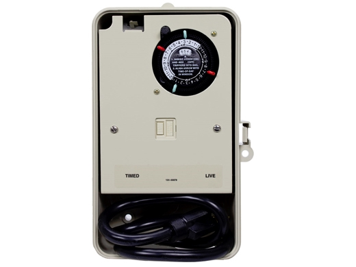 Intermatic Portable Two Circuit Above Ground Pool Timer