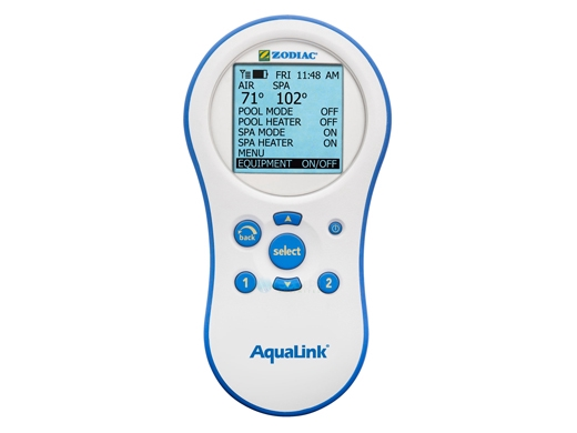 Jandy Aqualink Handheld Wireless Remote With J Box