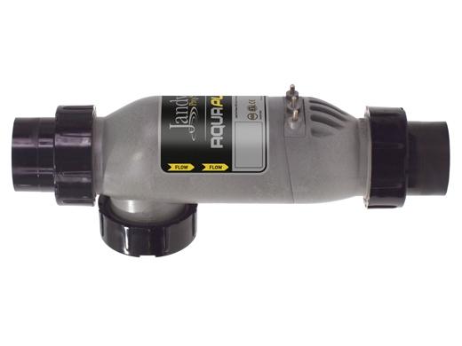 Jandy Aquapure Purelink 3 Port Salt Cell Kit 14 Blade 40 000 Gallons Plc1400