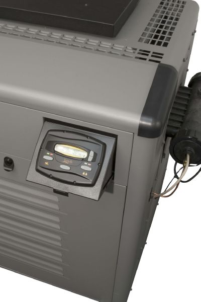 Jandy Legacy Lrz Pool Amp Spa Heater Manual Controls