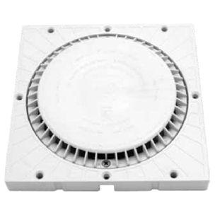 Aquastar 9 Inch Square Retrofit To 8 Inch Anti Entrapment