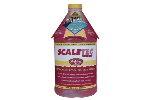 Easy care scaletec plus pool surface and tile descaler 20064 for Easy care pool products