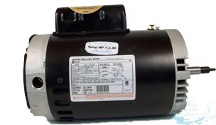 Regal Beloit Magnetek Threaded Shaft Motor 2hp 2sp 230v 56