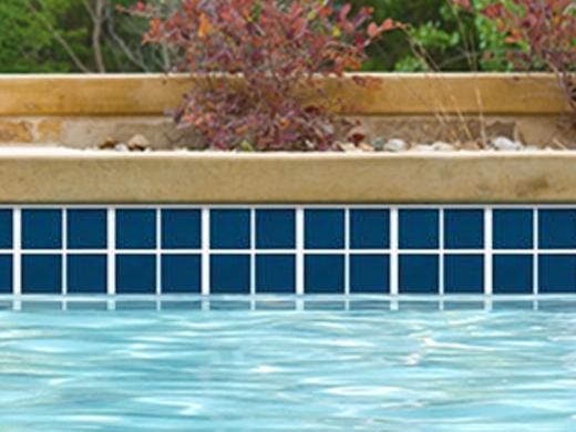 National Pool Tile Marine Field 3x3 Series Pool Tile