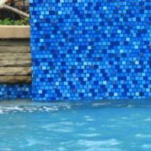 National Pool Tile Jules 1x1 Glass Pool Tile 9575 5at
