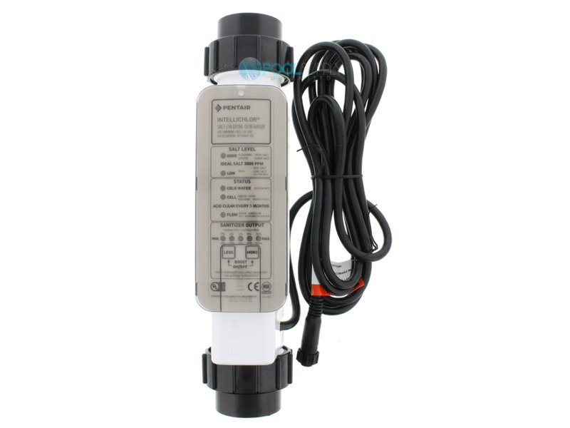Pentair Intellichlor Salt Generator Replacement Cell 520554