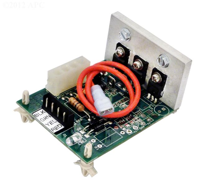Pentair Intellibrite Controller Remote Light Control Part: Pentair IntelliChlor PCBA SCG Replacement
