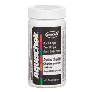 Aquachek white salt titrators test strips 561161 for How to read swimming pool test strips