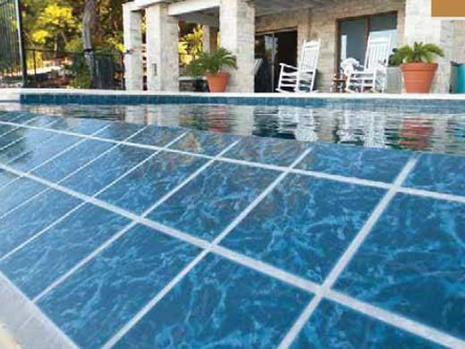National Pool Tile Seven Seas 6x6 Pool Tile