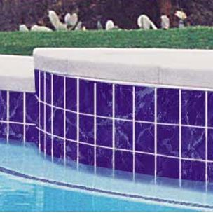 National Pool Tile Seven Seas 6x6 Pool Tile