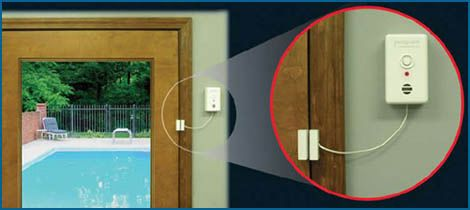 Poolguard Door Alarm Dapt 2