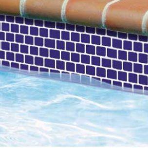 National Pool Tile Mini Koyn Series Cobalt Blue Mk1150