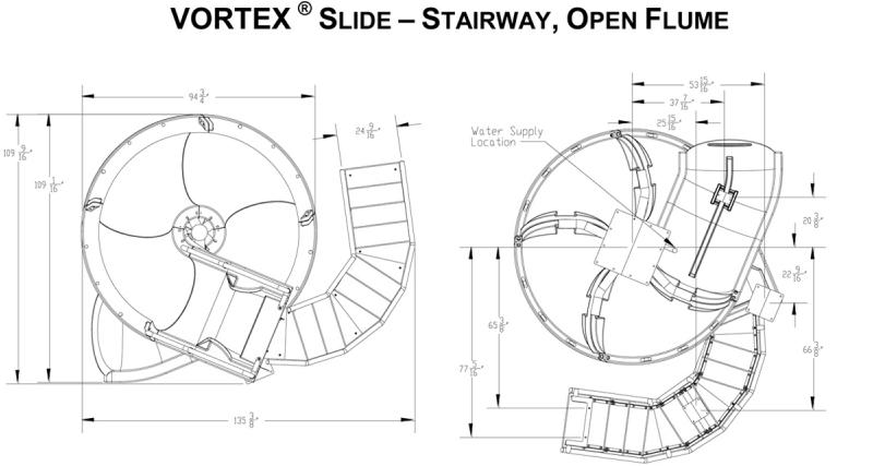 sr smith vortex pool slide