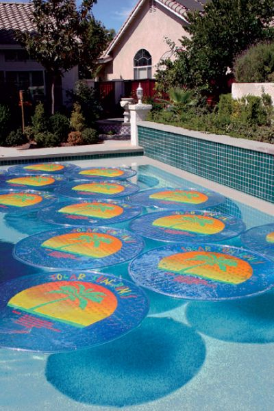 Solar Sun Rings Solar Blanket Palm Tree Pattern 5