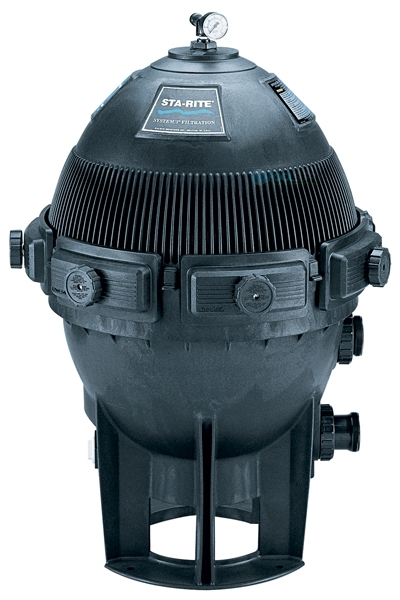 Pentair Sta Rite D E Filter Sd Series System 3 Backwash