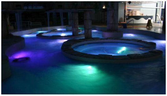 Next Step Savi Melody Color Pool Light 12V 100 39 Cord