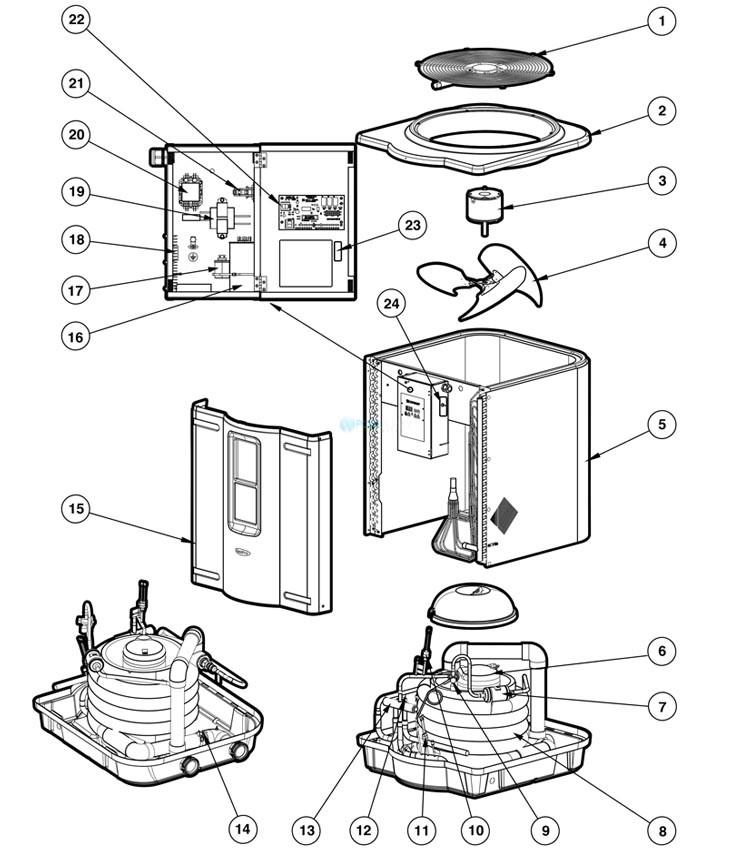 Heat Pumps Diagram