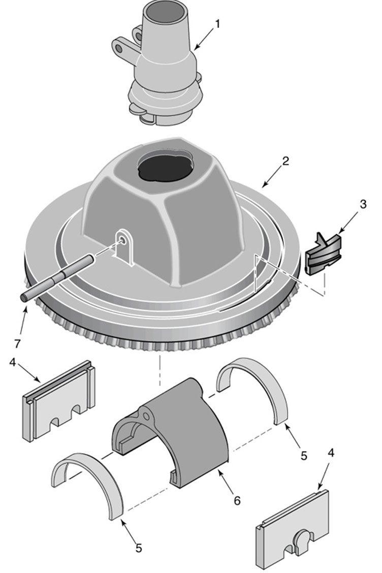 Shark Vacuum Spare Parts Cardbk Co