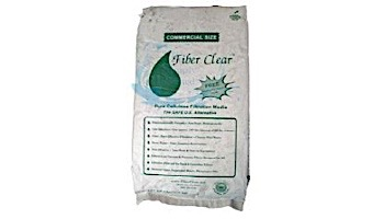 Fiber Clear Cellulose Powder Filter Media | Replaces Diatomaceous Earth | 3 lbs. | FCR-048B