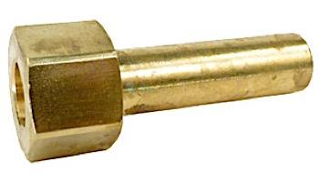 "Val-Pak Brass Sleeve Nut 5/16""-24 DEX2400JN | V60-110"