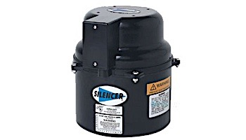 Air Supply Silencer Blower with Toggle Switch | 1HP 240V 2.4 AMPS | 6310220F-TS 6310241-TS