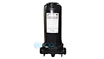 """Waterway 1.5"""" In Line 25 Sq Ft Filter Assembly w/ Bypass   500-2570"""