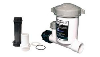Waterway ClearWater Chlorinator Above Ground In-Line Chemical Feeder | CAG004-W