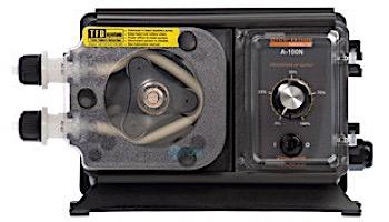 Blue-White FlexFlo A-100N HI-Pressure Fixed Speed Peristaltic Metering Pump | 16 GPD | 115V Nema Cord | A1N10A-6T