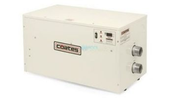Coates Electric Heater 36kW Three Phase Copper Nickel 480V | Digital Thermostat | 34836PHS-CN