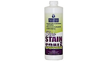 Natural Chemistry Spa Stain & Scale 16oz   04122