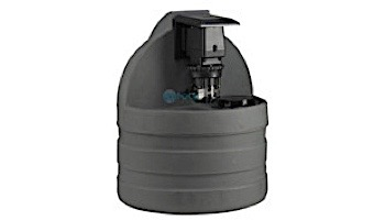 Stenner Pumps Tank System | Single Head Fixed Output Peristaltic Pump | 7.5 Gallon Gray Tank | 120V | S7G45MFL1A2S