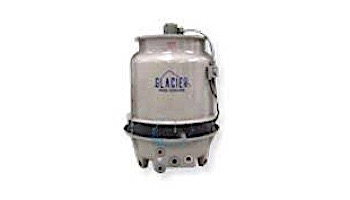 Glacier Pool Coolers Commercial Pool Cooler | 60 GPM | 80,000 Gallons | GPC-220