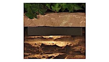 FX Luminaire BelloPerimetro Desert Granite 10 Watt Wall Light | BP-10-DG
