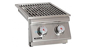 Bull Outdoor Products Slide-In Double Sideburner NG | 30009