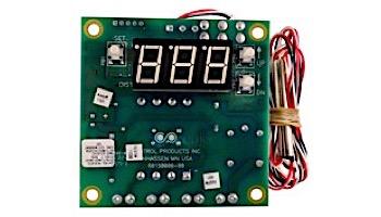 Coates Heater Digital Temperature Control Assembly   22002150