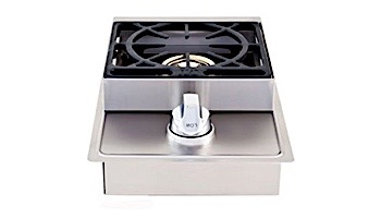 Lion Premium Grills Stainless Steel Single Side Burner Natural Gas | L5631